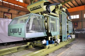 Full Automatic Concrete Block Machine TP.RN3036