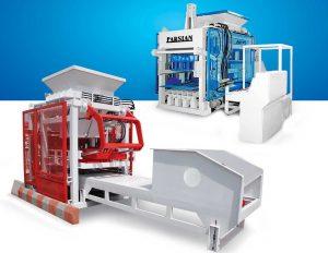 Automatic Concrete Block Machine TP.RN1518 II