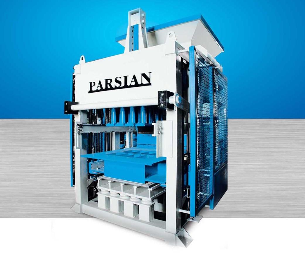 Automatic Concrete Paver Machine TP.RN600