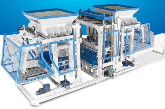 Fully Automatic CurbStone Making Machine TP.RN2025